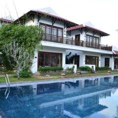 Отель Riverside Bamboo Resort 3* Номер Делюкс фото 7