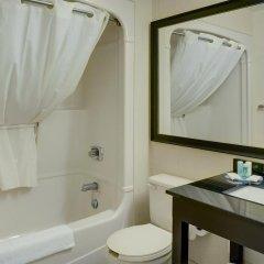 Отель Comfort Inn Kirkland Lake 2* Номер Бизнес с различными типами кроватей фото 4