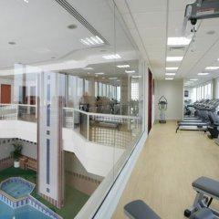 Отель Ramada Beach Аджман фитнесс-зал фото 3