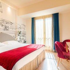 FH55 Grand Hotel Mediterraneo 4* Стандартный номер с различными типами кроватей фото 3