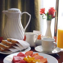 Отель Fiesta Americana - Guadalajara 4* Номер Делюкс с различными типами кроватей фото 9