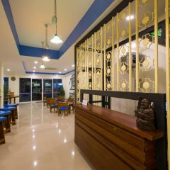Отель The Pho Thong Phuket гостиничный бар