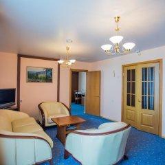 Гостиница Визит 3* Люкс с двуспальной кроватью фото 10