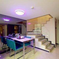 Апартаменты Guangzhou Chimelong Heefun International Service Apartment Люкс фото 21