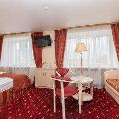 Амакс Премьер Отель Студия разные типы кроватей фото 9