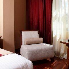 Гостиница Crowne Plaza Minsk 5* Стандартный номер двуспальная кровать фото 10