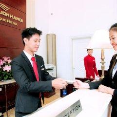 Medallion Hanoi Hotel интерьер отеля фото 2