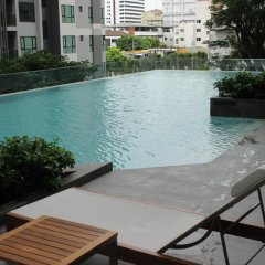 Отель The Cozy@The Base Pattaya бассейн