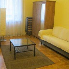 Апартаменты Classical Apartment in Downtown Будапешт комната для гостей фото 2