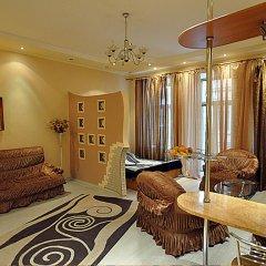 Апартаменты на Елисаветинской комната для гостей фото 5