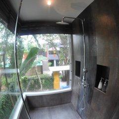 Отель Baan Khao Hua Jook 3* Вилла с различными типами кроватей фото 20