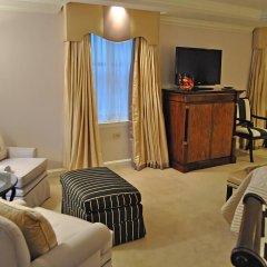 The Michelangelo Hotel 5* Представительский номер с различными типами кроватей фото 5