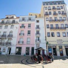 Отель Akicity Martim Moniz Португалия, Лиссабон - отзывы, цены и фото номеров - забронировать отель Akicity Martim Moniz онлайн спортивное сооружение