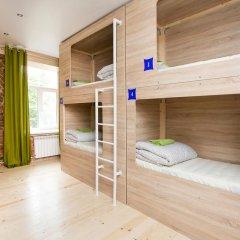 Хостел Simple Italy Стандартный номер с различными типами кроватей фото 3