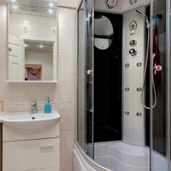 Хостел Мини-Мани на Крылова Кровать в общем номере с двухъярусной кроватью фото 9