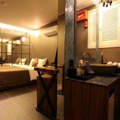 Отель Sky The Classic 2* Номер Делюкс с различными типами кроватей фото 18