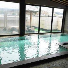 Отель Seiryu No Yado Kawachi Айдзувакамацу бассейн фото 3