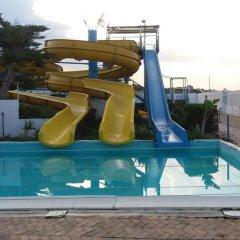 Отель Holiday park Home Агридженто бассейн
