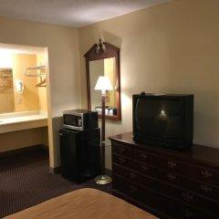 Отель Budget Inn East Columbus 2* Стандартный номер