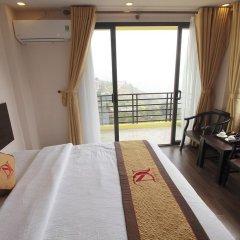 Отель Nguyen Dang Guesthouse Улучшенный номер с различными типами кроватей