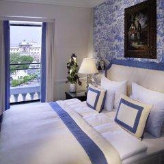 Hotel Sacher 5* Номер Делюкс с различными типами кроватей