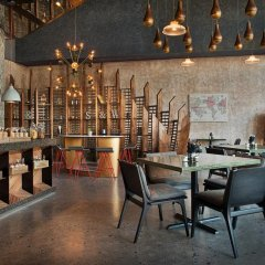 Апартаменты Marriott Executive Apartments Dubai Creek гостиничный бар