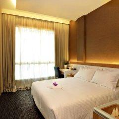 The Seacare Hotel 3* Представительский номер с двуспальной кроватью фото 3