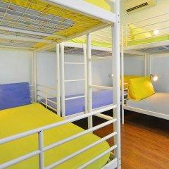 Отель Blissful Loft Кровать в женском общем номере с двухъярусной кроватью фото 2