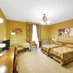 Гостиница Фраполли 4* Улучшенный номер разные типы кроватей фото 3
