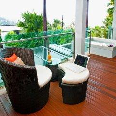 Отель Wyndham Sea Pearl Resort Phuket балкон