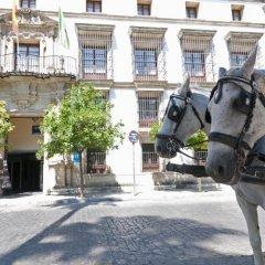 Отель TRYP Jerez Hotel Испания, Херес-де-ла-Фронтера - отзывы, цены и фото номеров - забронировать отель TRYP Jerez Hotel онлайн парковка