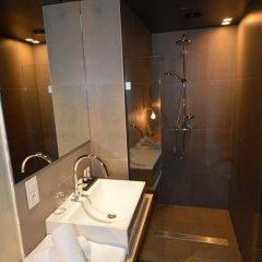 Отель Amosa Liège 3* Стандартный номер с различными типами кроватей фото 6