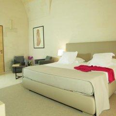 Отель La Fiermontina - Urban Resort Lecce 5* Номер Делюкс фото 2