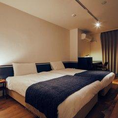 Hotel Graphy Nezu 3* Стандартный номер с различными типами кроватей фото 4