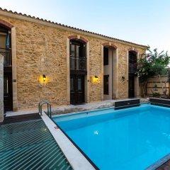 Отель Creta Seafront Residences 2* Улучшенный номер с различными типами кроватей фото 4