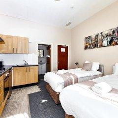 United Lodge Hotel & Apartments 3* Номер Делюкс с различными типами кроватей фото 2