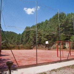 Отель Camping Fontfreda спортивное сооружение