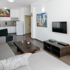 Апартаменты Tel-aviving Apartments Тель-Авив комната для гостей фото 5