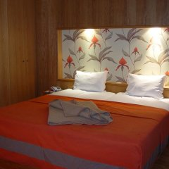 Отель Apartamentos Turisticos Atlantida Улучшенные апартаменты разные типы кроватей фото 3