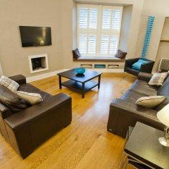 Отель innerCityLets Великобритания, Эдинбург - отзывы, цены и фото номеров - забронировать отель innerCityLets онлайн комната для гостей фото 5
