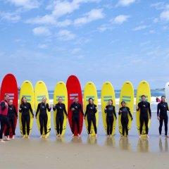 Отель Surfing Etxea Испания, Сан-Себастьян - отзывы, цены и фото номеров - забронировать отель Surfing Etxea онлайн приотельная территория фото 2