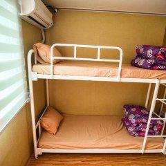 YaKorea Hostel Dongdaemun Стандартный номер с различными типами кроватей фото 4
