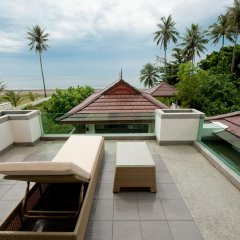 Отель Krabi Sunset Beachfront Sand One балкон