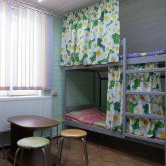 Hostel Favorit Кровать в общем номере с двухъярусной кроватью фото 16
