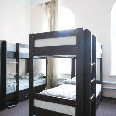 Хостел Like Саратов Кровать в общем номере с двухъярусной кроватью