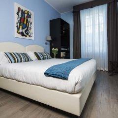 Hotel Florence 3* Стандартный номер с различными типами кроватей фото 9