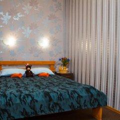 Marusya House Hostel Стандартный семейный номер с двуспальной кроватью фото 11