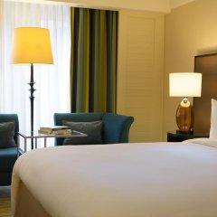 Renaissance Amsterdam Hotel 5* Стандартный номер с различными типами кроватей фото 5