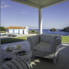 Отель CK Seaside Guest House балкон