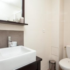 Отель Appartement Vertus ванная